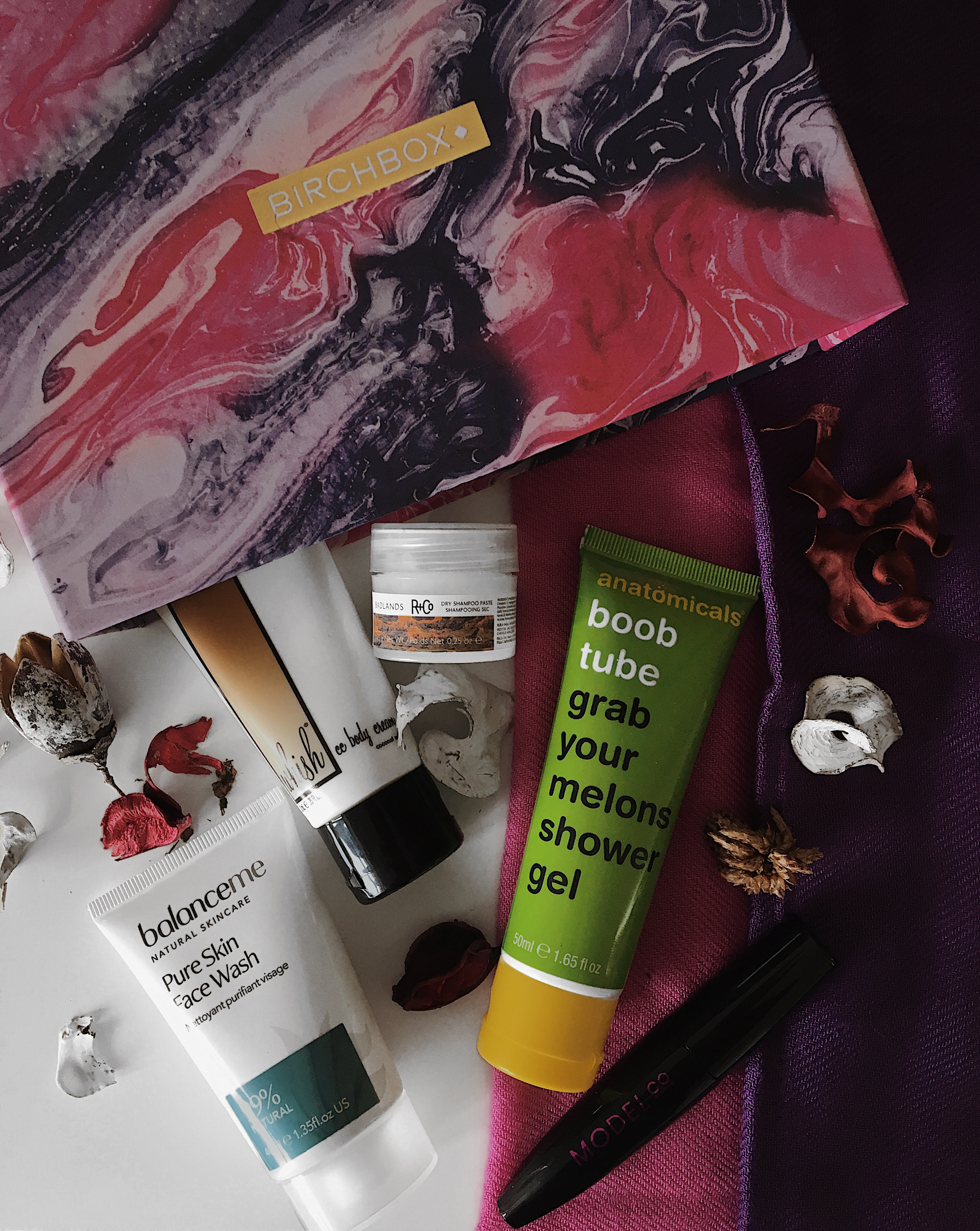 October 2017 Birchbox X COPPAFEEL Subscription Box + Discount Code!