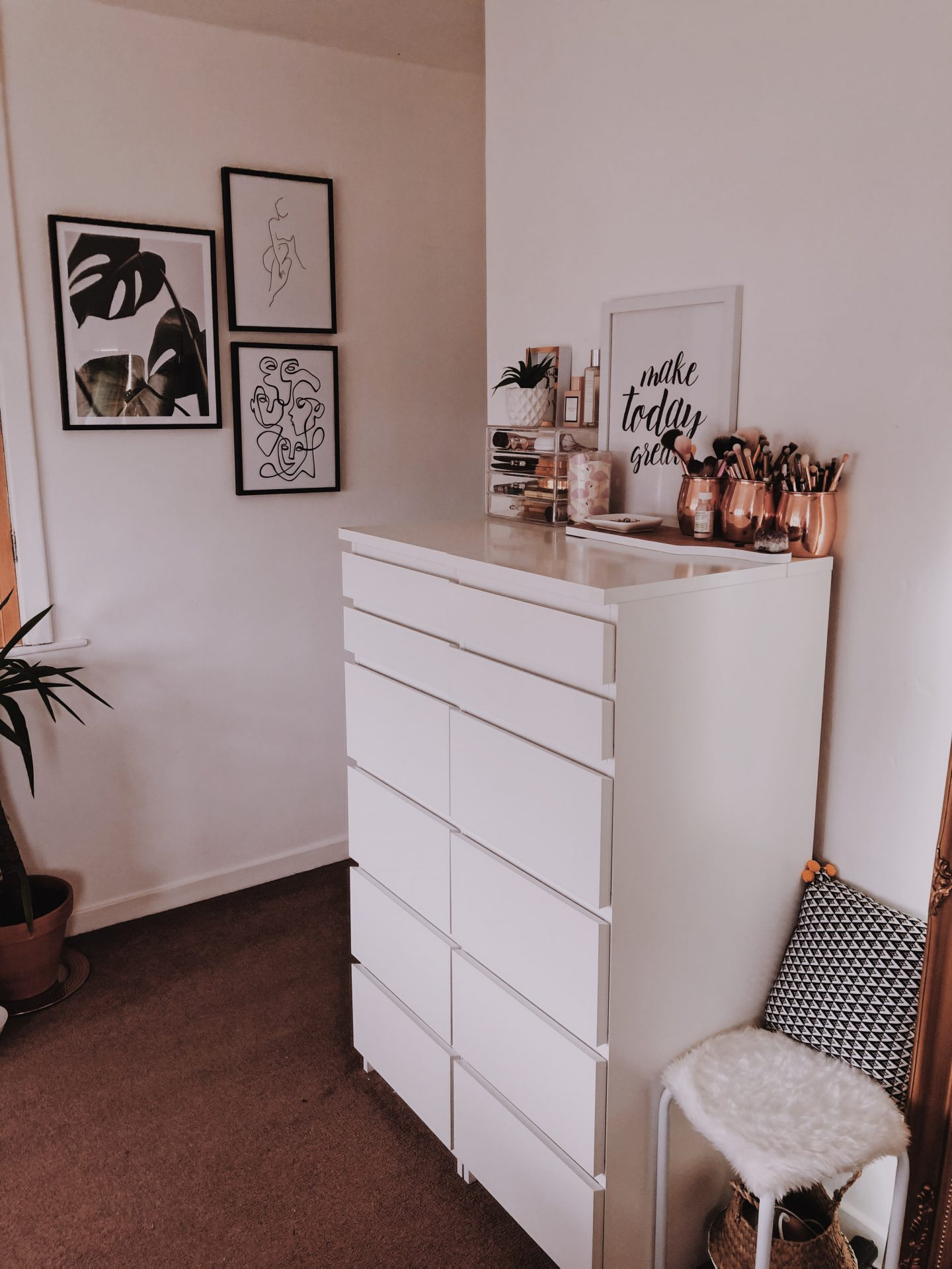 Updating My Space